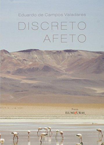 Discreto Afeto, livro de Eduardo de Campos Valaderes