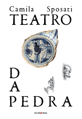Teatro da Pedra, livro de Camila Sposati