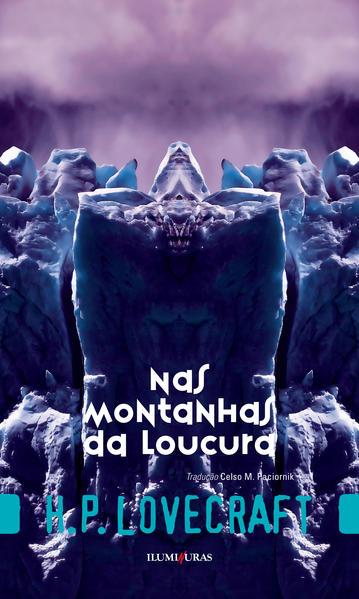 Nas montanhas da loucura, livro de H.P.Lovecraft