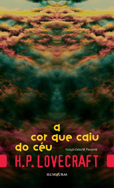 A cor que caiu do céu, livro de H.P. Lovecraft