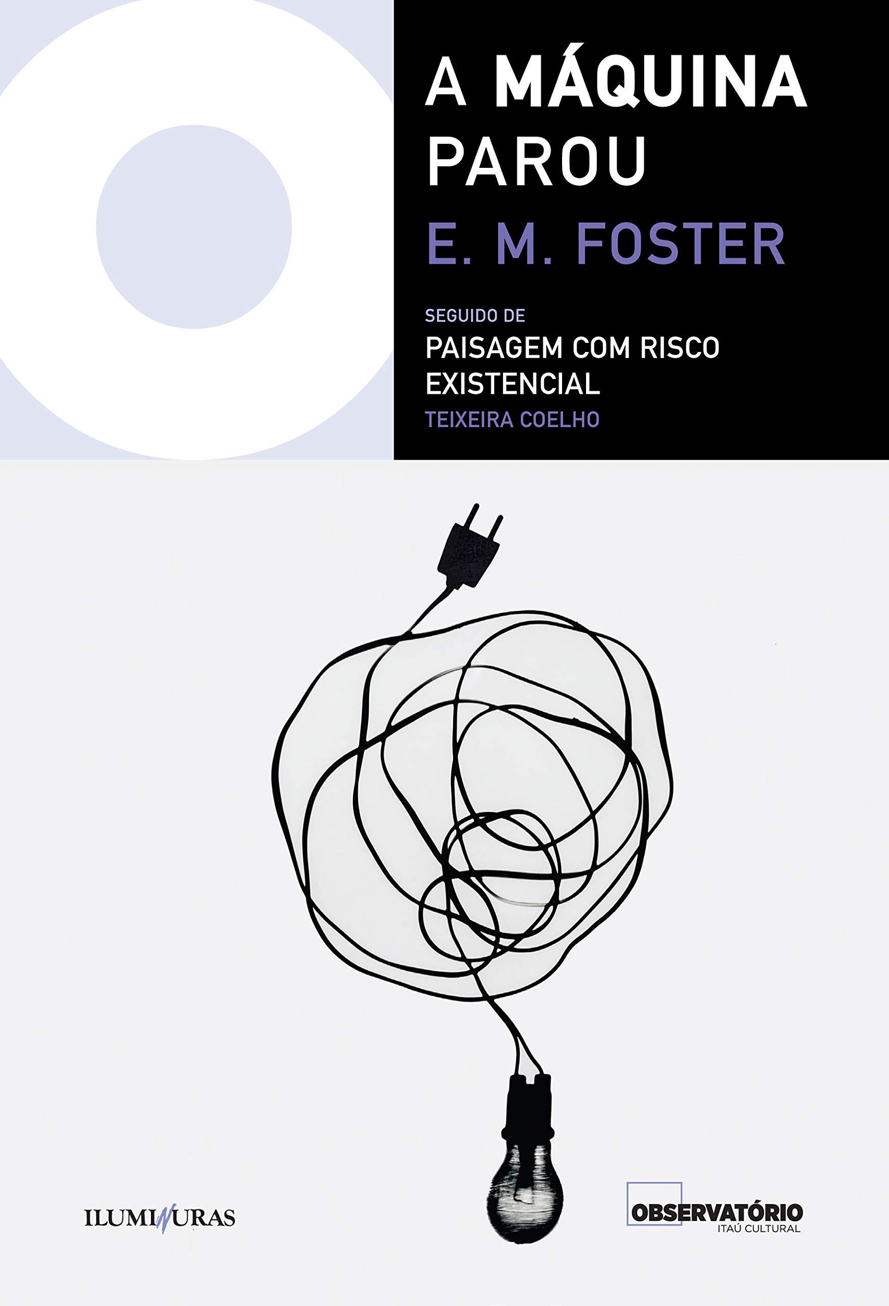 A máquina parou, livro de E. M. Forster