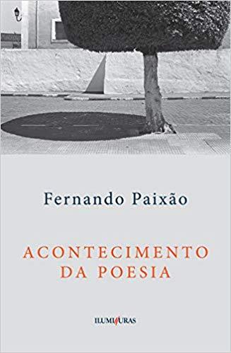 Acontecimento da poesia, livro de Fernando Paixão