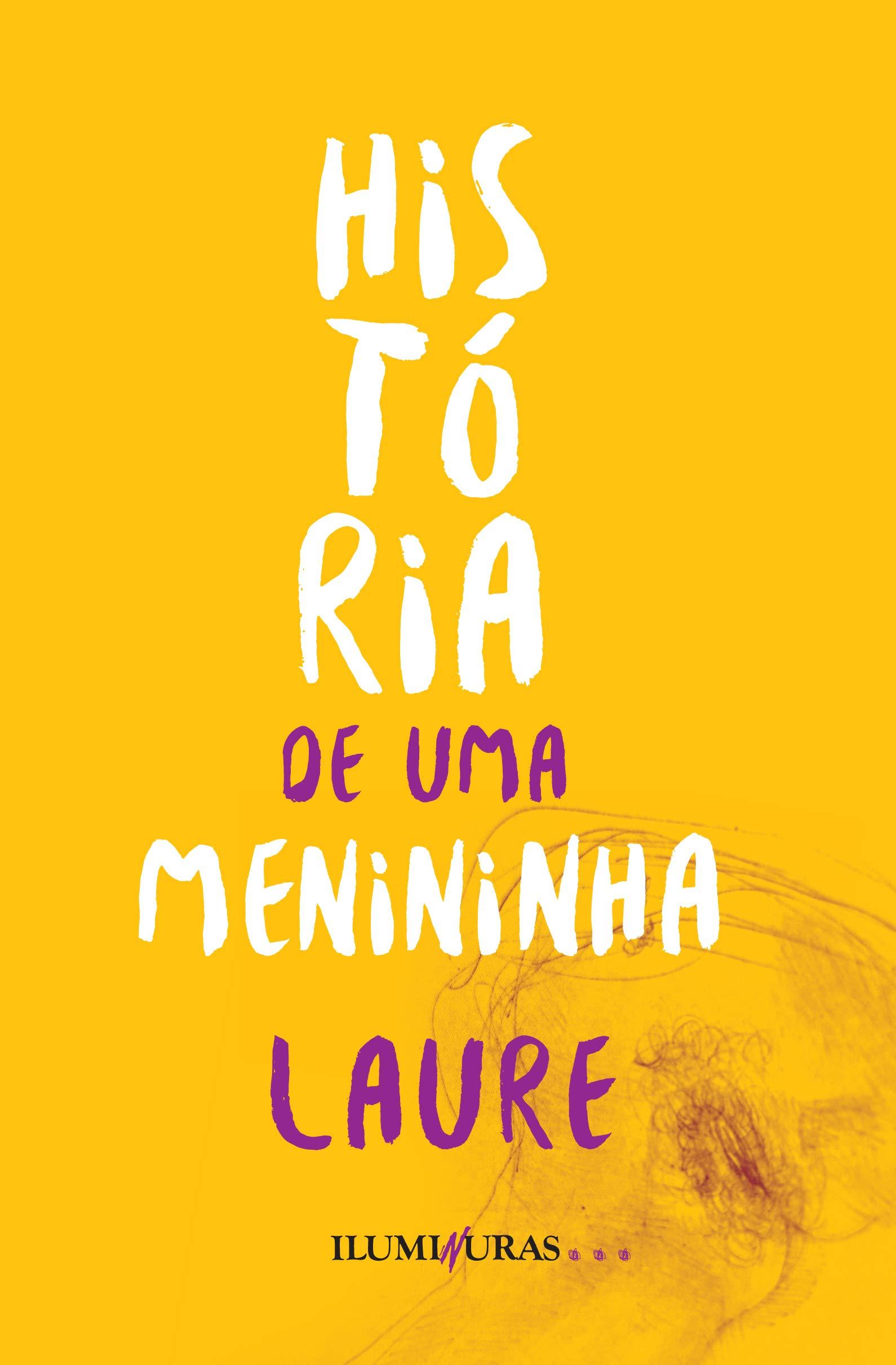 História de uma menininha, livro de Laure