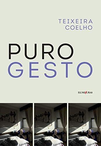 Puro gesto, livro de Teixeira Coelho