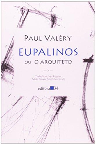 Eupalinos Ou o Arquiteto, livro de Paul Valéry