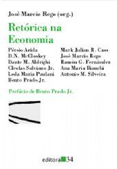 Retórica na Economia, livro de José Marcio Rego (org.)