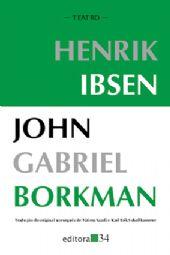 John Gabriel Borkman, livro de Ibsen Henrik