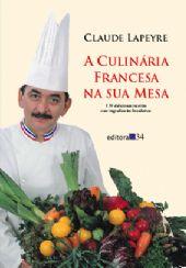 Culinária Francesa na Sua Mesa, A, livro de Claude Lapeyre
