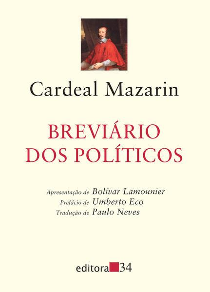 Breviário dos Políticos, livro de Cardeal Mazarin