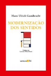 Modernização dos Sentidos, livro de Hans Ulrich Gumbrecht