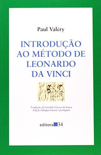 Introdução ao Método de Leonardo da Vinci, livro de Paul Valéry