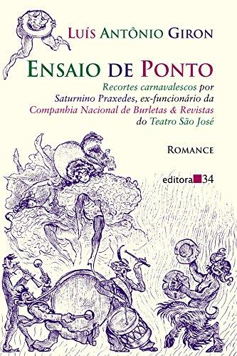 Ensaio de Ponto, livro de Luís Antônio Giron