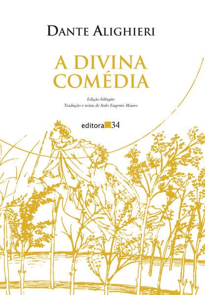 A divina comédia (3 Vols.), livro de Dante Alighieri