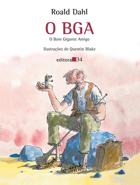 O Bga, livro de Roald Dahl