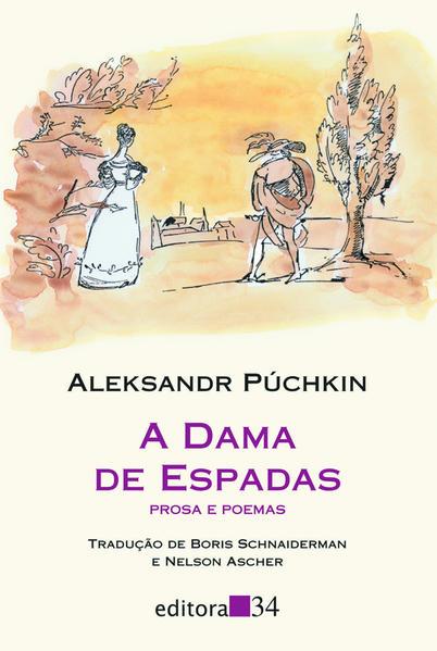 A Dama de Espadas, livro de Aleksandr Púchkin