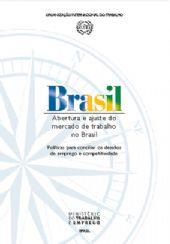 Abertura e Ajuste do Mercado de Trabalho no Brasil , livro de Anne Caroline Posthuma (org.)