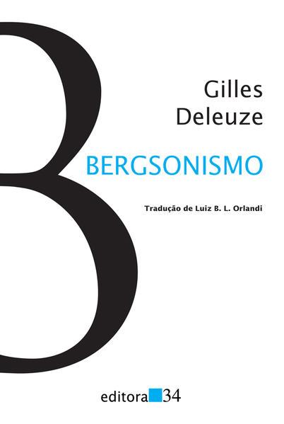 Bergsonismo, livro de Gilles Deleuze