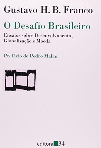 Desafio Brasileiro, O, livro de Gustavo H. B. Franco