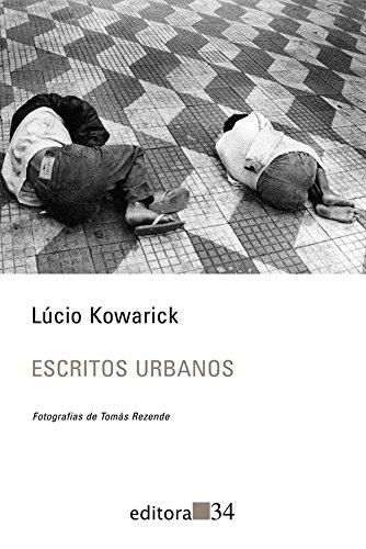 Escritos Urbanos, livro de Lúcio Kowarick