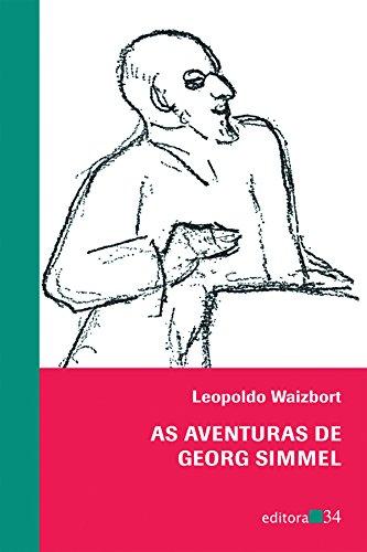 Aventuras de Georg Simmel, As, livro de Leopoldo Waizbort