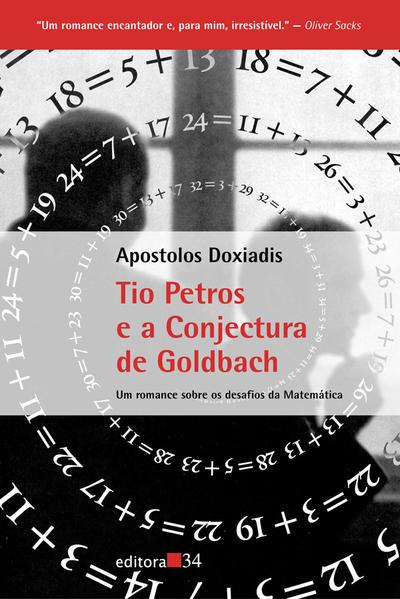 Tio Petros e a Conjectura de Goldbach, livro de Apostolos Doxiadis