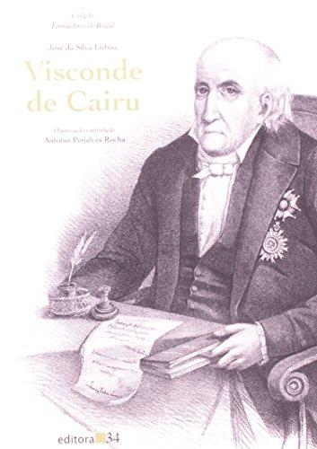 Visconde de Cairu, livro de Antonio Penalves Rocha (org.)