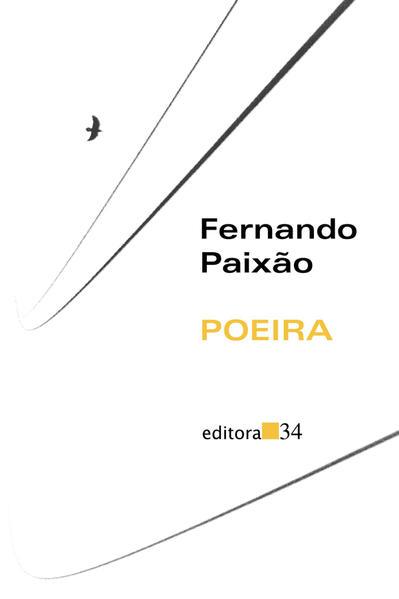 Poeira, livro de Fernando Paixão