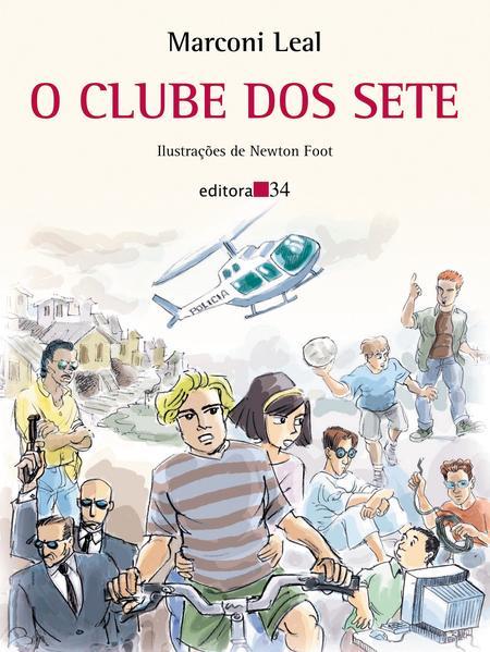O Clube dos Sete, livro de Marconi Leal