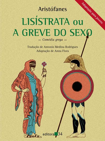 Lisístrata Ou a Greve do Sexo, livro de Aristófanes