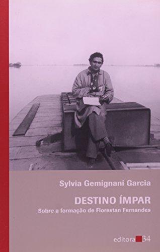 Destino Ímpar, livro de Sylvia Gemignani Garcia