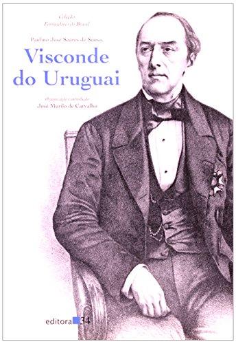 Visconde do Uruguai, livro de José Murilo de Carvalho (org.)