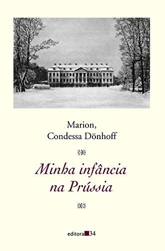 Minha Infância na Prússia, livro de Marion Dönhoff