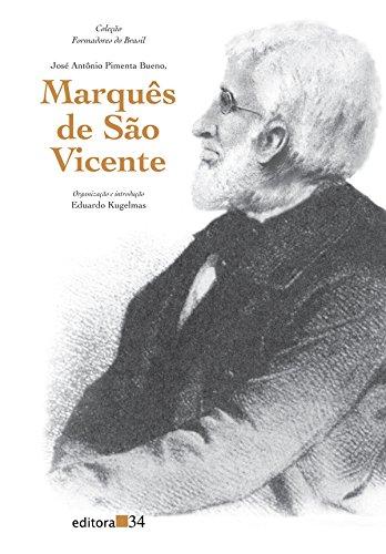 Marquês de São Vicente, livro de Edurardo Kugelmas (organizador)