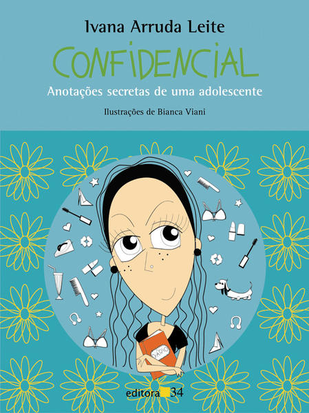 Confidencial, livro de Ivana Arruda Leite