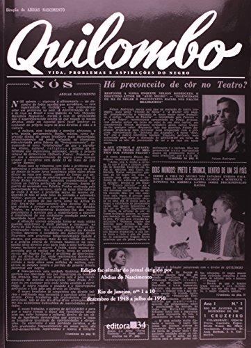 Quilombo, livro de Edição fac-similar