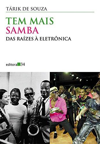 Tem Mais Samba, livro de Tárik de Souza