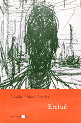 Erefuê, livro de Evandro Affonso Ferreira