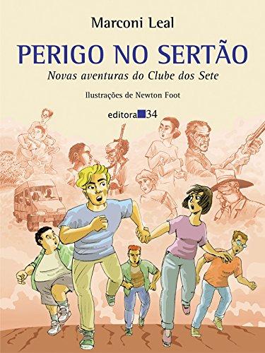 Perigo no Sertão, livro de Marconi Leal