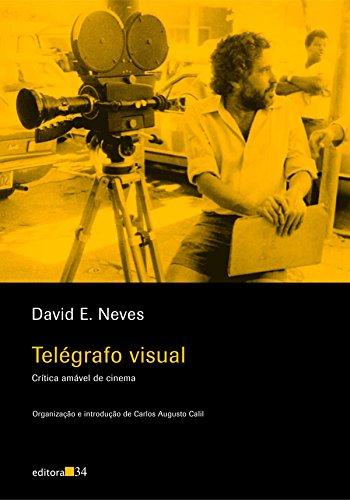 capa do livros Telégrafo Visual