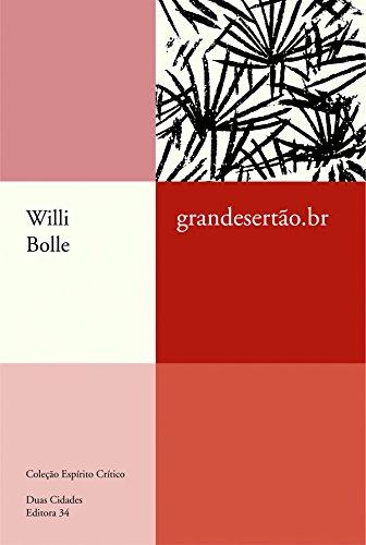 Grandesertão.Br, livro de Willi Bolle