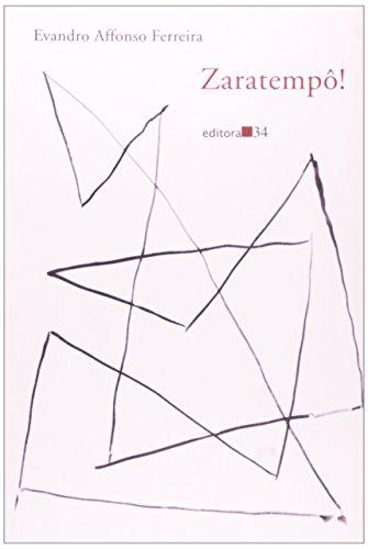Zaratempô!, livro de Evandro Affonso Ferreira