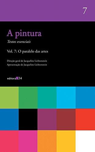 Pintura, a - Vol. 7, livro de Jacqueline Lichtenstein (org.)