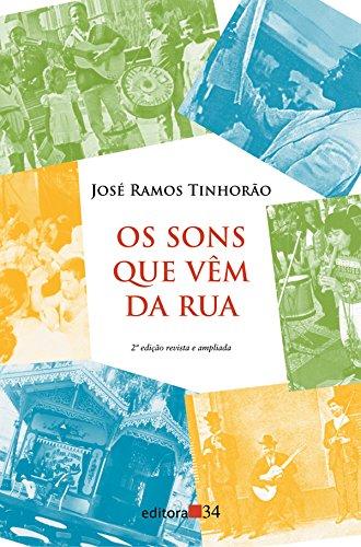 Sons que Vêm da Rua, Os, livro de José Ramos Tinhorão
