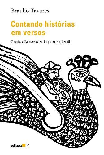 Contando Histórias em Versos, livro de Braulio Tavares