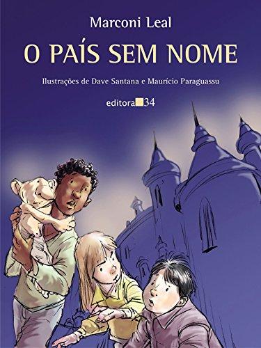 País Sem Nome, O, livro de Marconi Leal