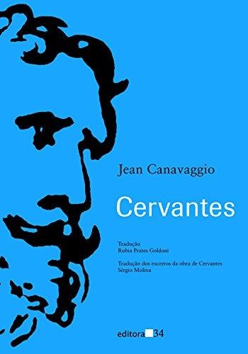 Cervantes, livro de Jean Canavaggio