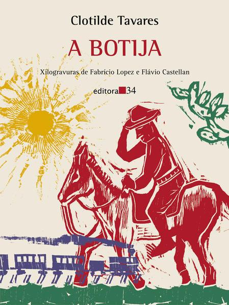 Botija, A, livro de Clotilde Tavares