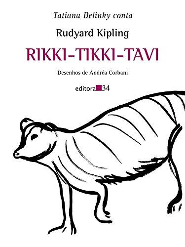 Rikki-Tikki-Tavi, livro de Rudyard Kipling