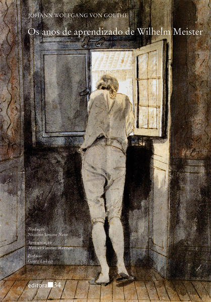 Anos de Aprendizado de Wilhelm Meister, livro de Johann Wolfgang von Goethe
