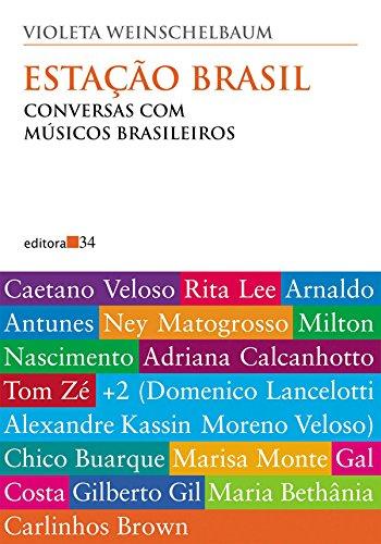 Estação Brasil, livro de Violeta Weinschelbaum